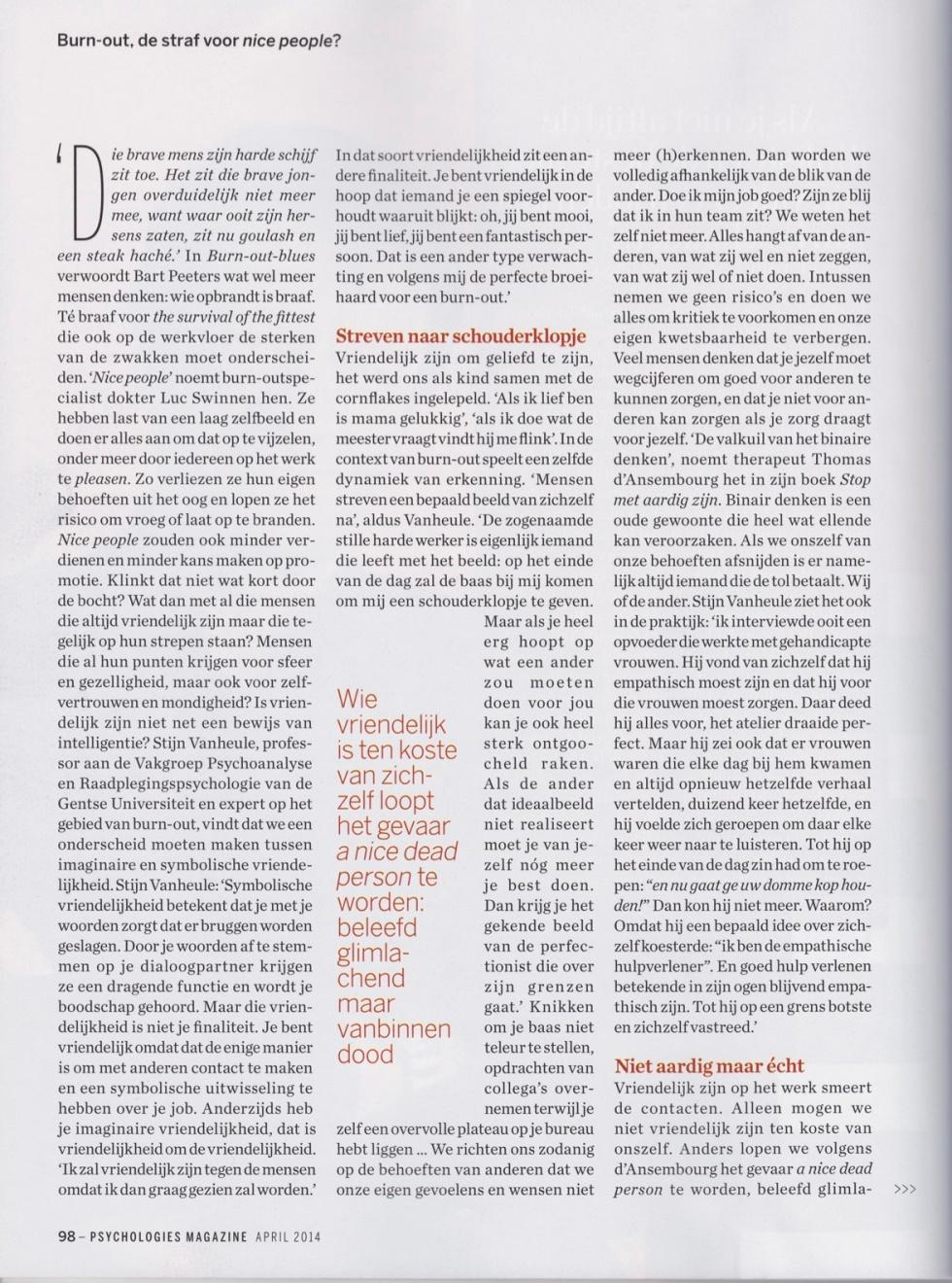 Psychologies p3